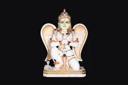 Marble Garuda Statue