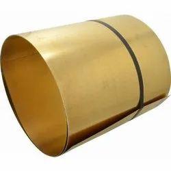 Brass Shims Sheet