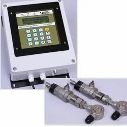 Fixed Ultrasonic Flow Meter-USFM600F with Insertion Sensor
