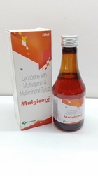 multivitamin syrp (Mulgicare Syrup)