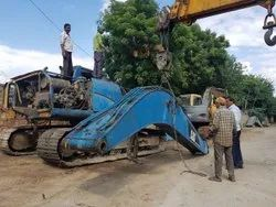 Used Spare Parts Of Excavator CAT 320 C