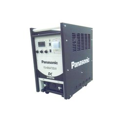 Stainless Steel AT3 Panasonic ARC Welding Inverter Machine, For Industrial, Automation Grade: Semi-Automatic