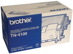 Genuine Brother TN-4100 Black Toner Cartridge