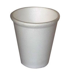 Thermocol Disposable Glass