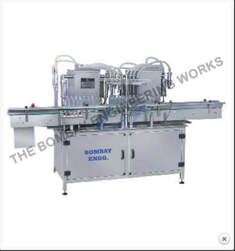 Bottles Liquid Filling Machine