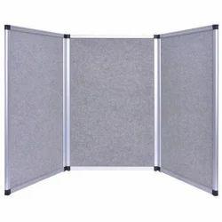 Grey Exhibition Display Board