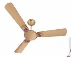 Enticer Art Beige Ceiling Fan