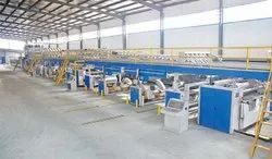 3/5/7 Ply Corrugated Paper Board Making Plant
