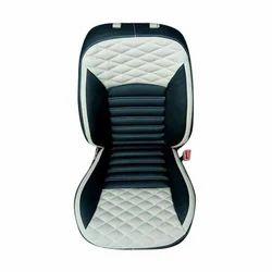 Black razine Car Seat Cover