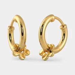 Kids  Gold Earring