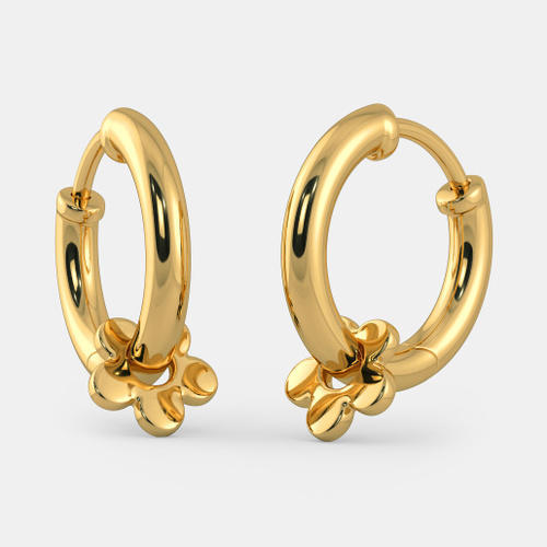 Kids Gold Earring