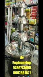 Chocolate Fountain Machine 3 Layer