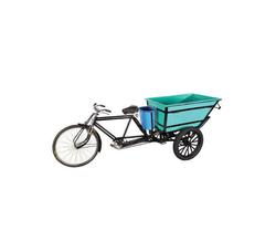 Garbage Rickshaw