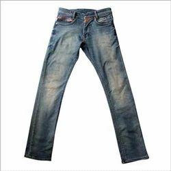 Mens Denim Stretchable Jeans, Size: 28-36