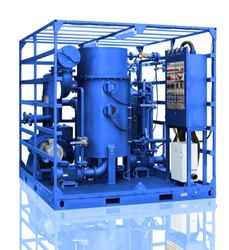 Single & Two Stage Treatment Oil Filtration Plants