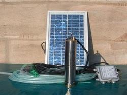 MNRE 0.25hp Solar Water Pump