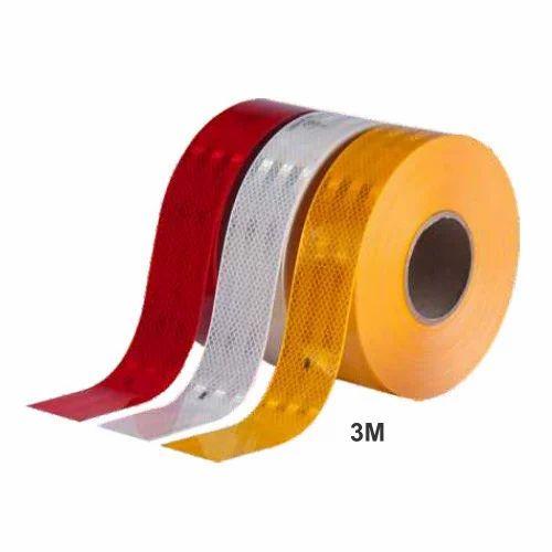 PVC 3M Reflective Tape Size 2 Inch