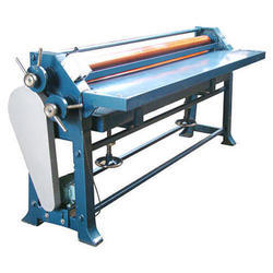 Corrugated Paper Sheet Pasting Machine