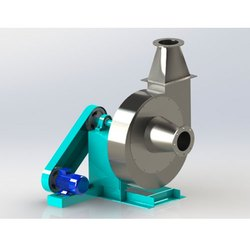 10 Hp Stainless Steel Blower Fan, For Industrial