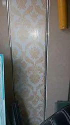 Hinged Fiber Designer Door, Thickness: 12mm
