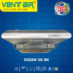 Ventair Kitchen Chimney Ocean 3G (BK)