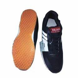 Black& Navy Svaan Marathon Shoes, Size: 3-11