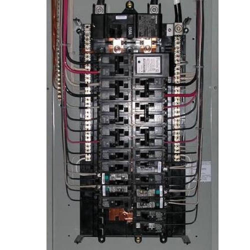 Single Phase SS 200 Amp Electrical Panel, IP Rating: IP40, Rs 90000 ...