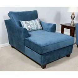 Modern Sofa & Curtains Designer Sofa Chair