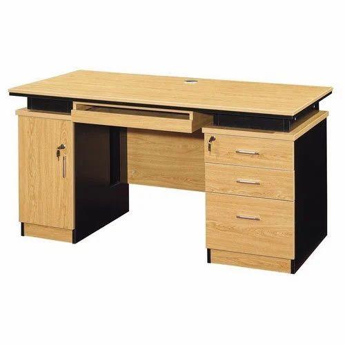 Wooden Computer Table Lakdi Ka Computer Rakhne Wala Table