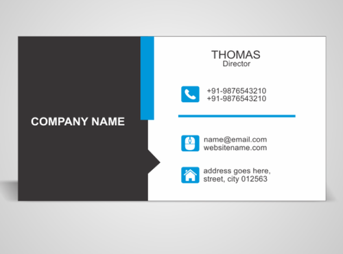 Premium Business Card 300 Gsm At Rs 1 1 Piece East Of Kailash