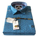 Mens Cotton Designer Printed Shirt