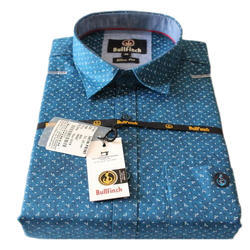Mens Cotton Designer Printed Shirt