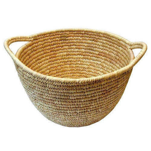 Palm Leaf Bucket प म ल फ ब स क ट Zuna Handicrafts