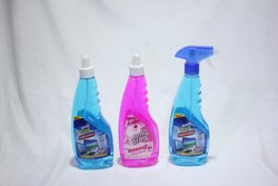 One Drop Trigger Spray Glass Cleaner, Packaging Type: Bottle