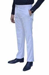 Grey Men's Formal Pant