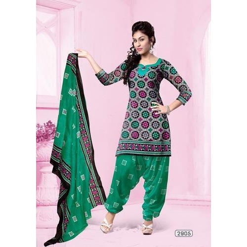 5ea16d4b2c Printed Multicolor Ladies Suit Fabric, Rs 320 /piece, Amrut Fashion ...