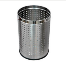 6 Ltrs SS Perforated Bin