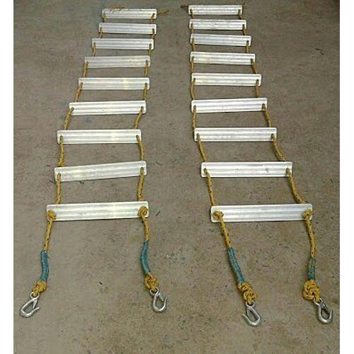 Rope Ladder Rope Step Ladder Manufacturer From Delhi