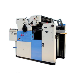 Non Woven Bag Fabric Printing Machine