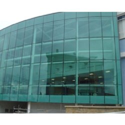 Glass Structural Glazing Work Services