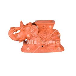 Terracotta Clay Flower Pot