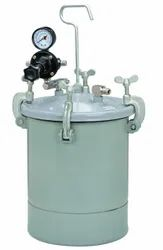 Pressure Feed Container