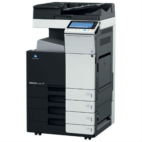 Konica Minolta Bizhub C224e / C284e Multifuctional Color Photocopier, 110v Or 220v, Memory Size: 250 Gb