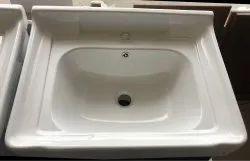 Imported Colar Basin Bathroom Vanity Basin, Size: 24 and 32