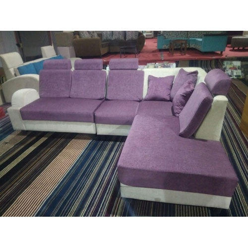 designer fashion a3afe 4e68a Trendy L Shape Sofa