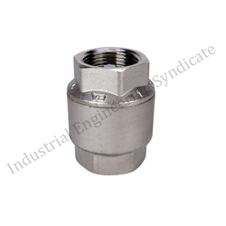 CIM (NRV) Spring Loaded Valves, Uni-directional
