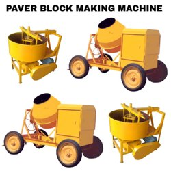 Paver Block Machine Manufacturer