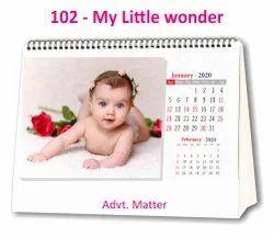 Table Calendar 102
