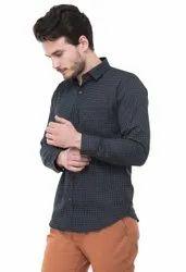 Men Cotton Casual Shirt