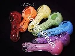 American Style  Glass Smoking Pipe